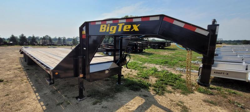 2021 Big Tex Trailers 22GN-25+5 Flatbed Trailer