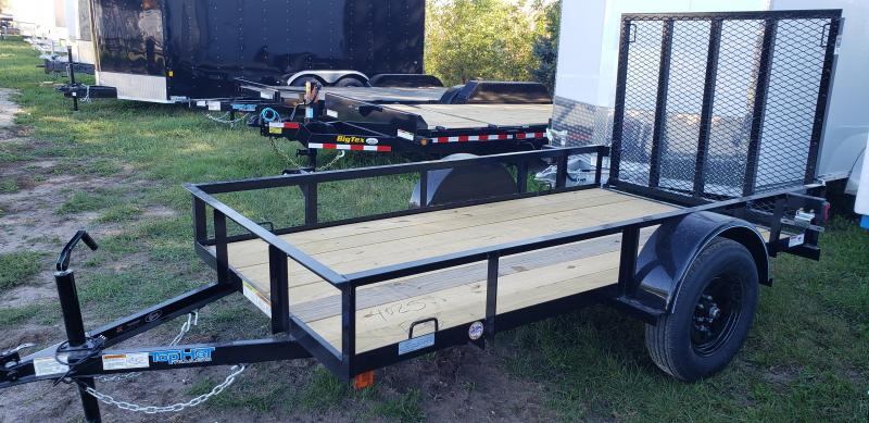 2022 Top Hat Trailers 10x60 Utility Trailer