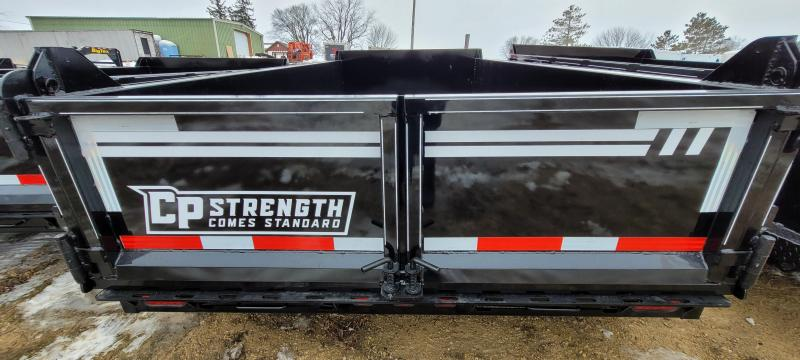 2021 CornPro DB-14 S Contractor Package Dump Trailer