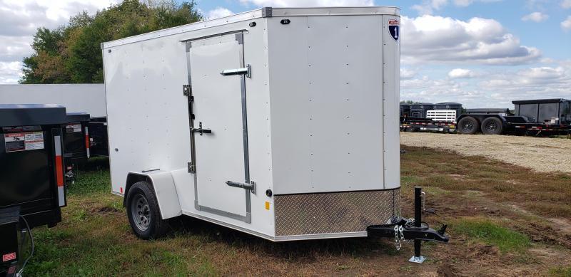 2022 Interstate 1 Trailers 6x10 Enclosed Cargo Trailer