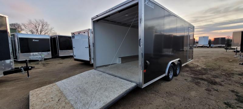 2021 High Country Aluminum XPRESS 8X20 CH Car / Racing Trailer