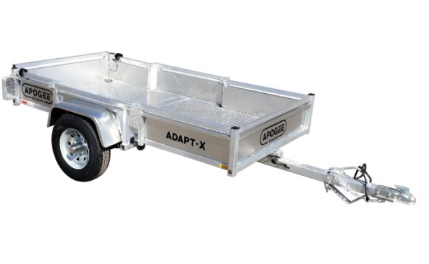 2021 Apogee Adapt-X 700 (6'x12') Utility Trailer