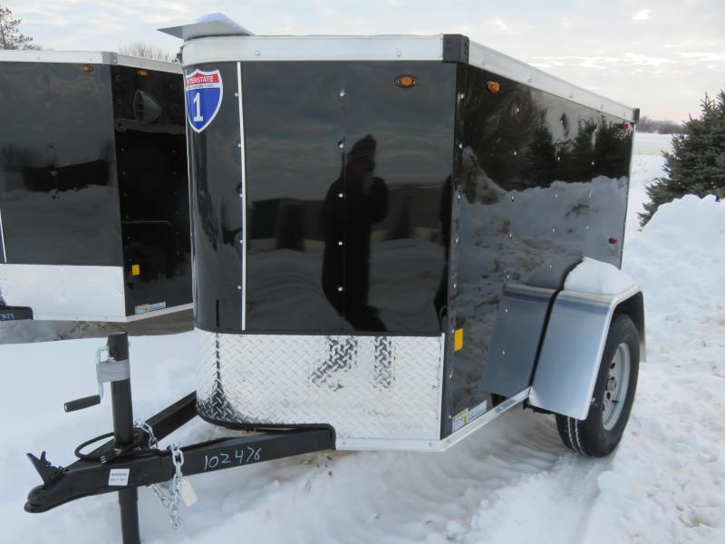 2021 Interstate SFC46SAFS Enclosed Cargo Trailer