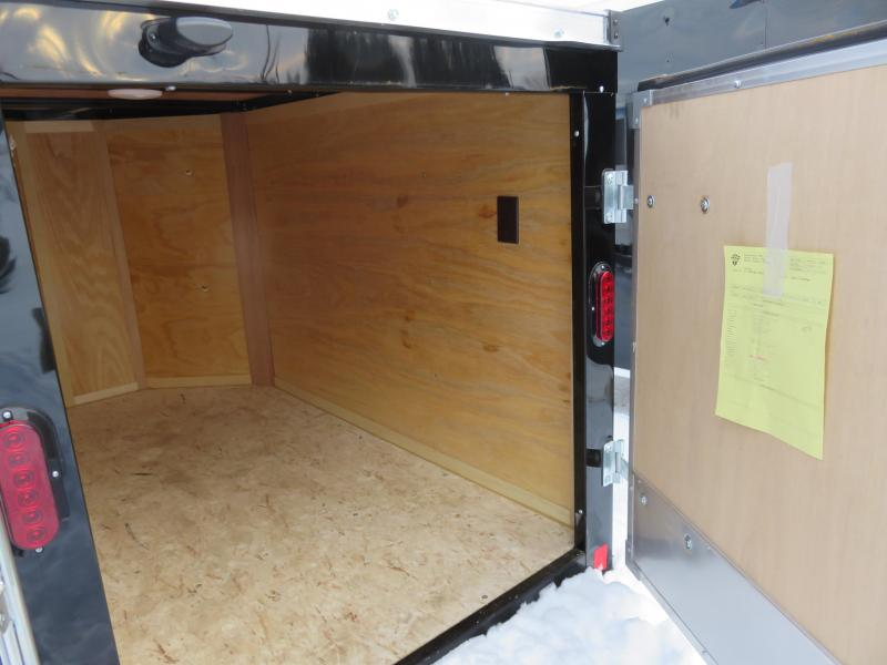 2021 Interstate SFC46SAFS Enclosed Cargo Trailer