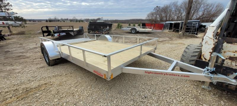 2021 High Country HU6.5X14W-R Utility Trailer