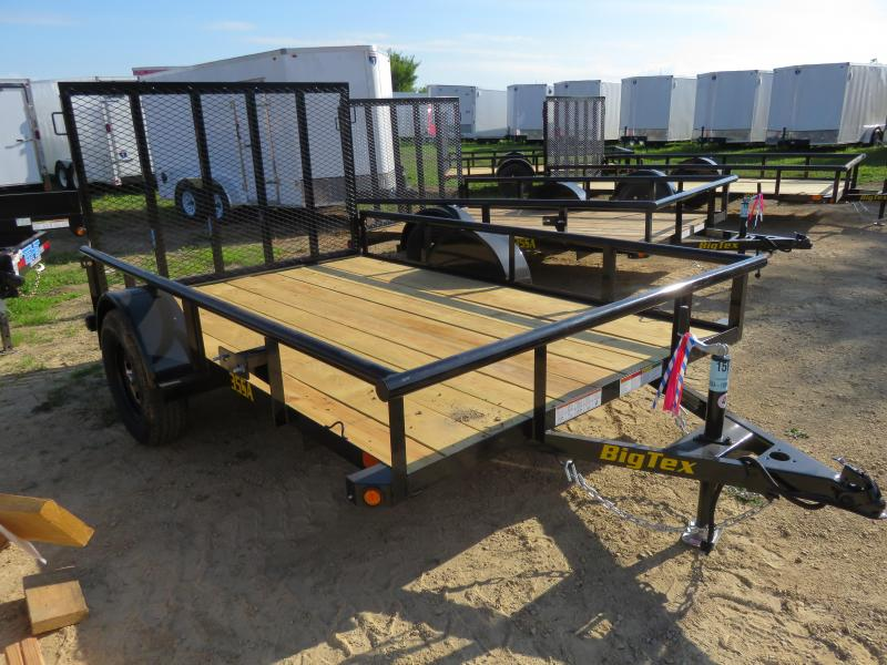 2020 Big Tex Trailers 35SA-10 Utility Trailer