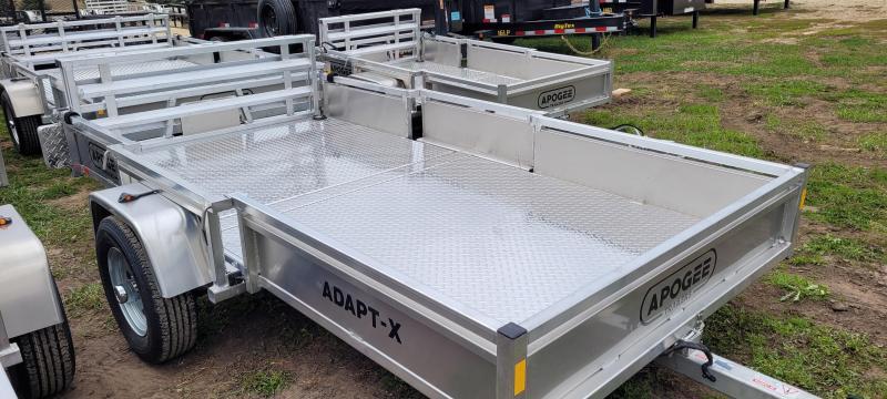 2021 Apogee Adapt-X 500 (5'x10') Utility Trailer
