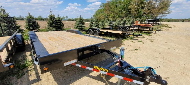 2021 Big Tex Trailers 10DF-22 Drive Over Fenders 22x83 Car / Racing Trailer