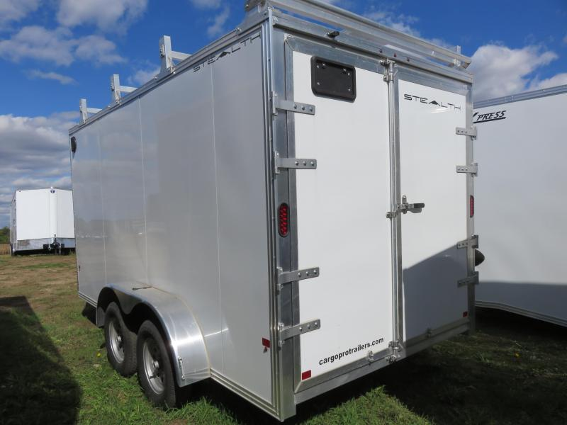 2019 Stealth Trailers C 7x14 Stealth Enclosed Cargo Trailer