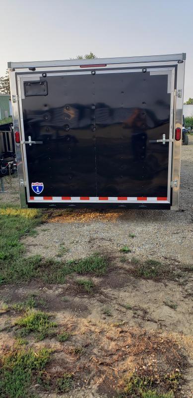 2022 Interstate 1 Trailers 8.5x26 Enclosed Cargo Trailer