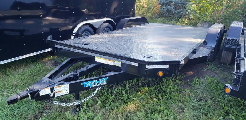 2022 Top Hat Trailers 18x83 ASCH Utility Trailer