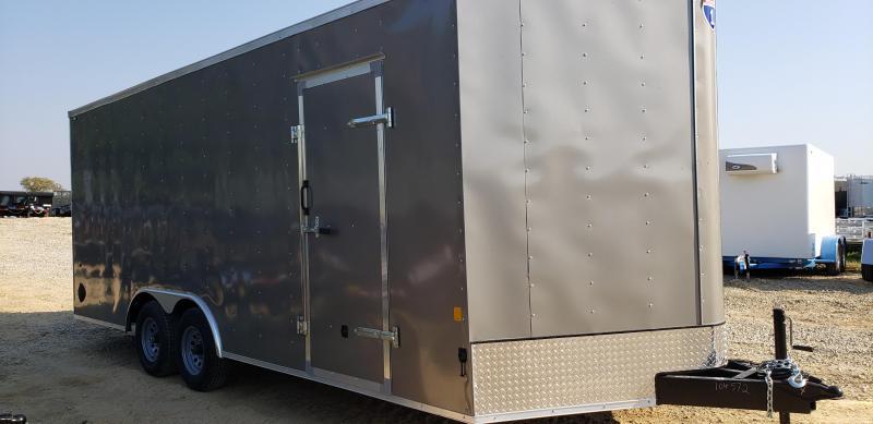 2022 Interstate 1 Trailers 8.5x20 Enclosed Cargo Trailer