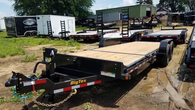 2021 Big Tex Trailers 14TL-22 Tilt Equipment Trailer