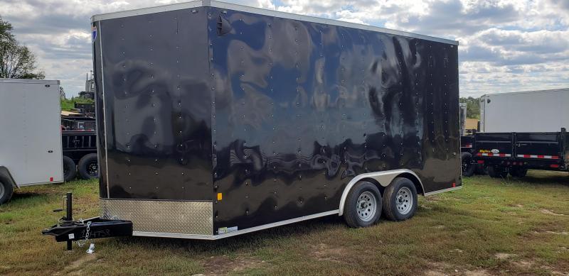 2022 Interstate 1 Trailers 8.5x16 Enclosed Cargo Trailer