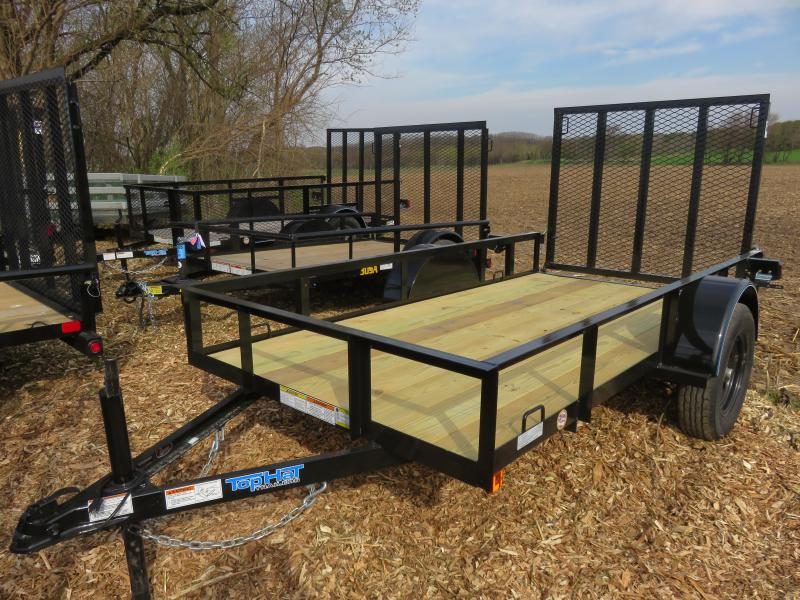 2020 Top Hat Trailers 10x60 X Utility Trailer