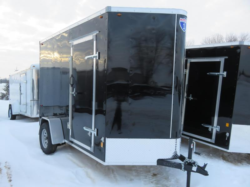 2021 Interstate SFC610SAFS Enclosed Cargo Trailer