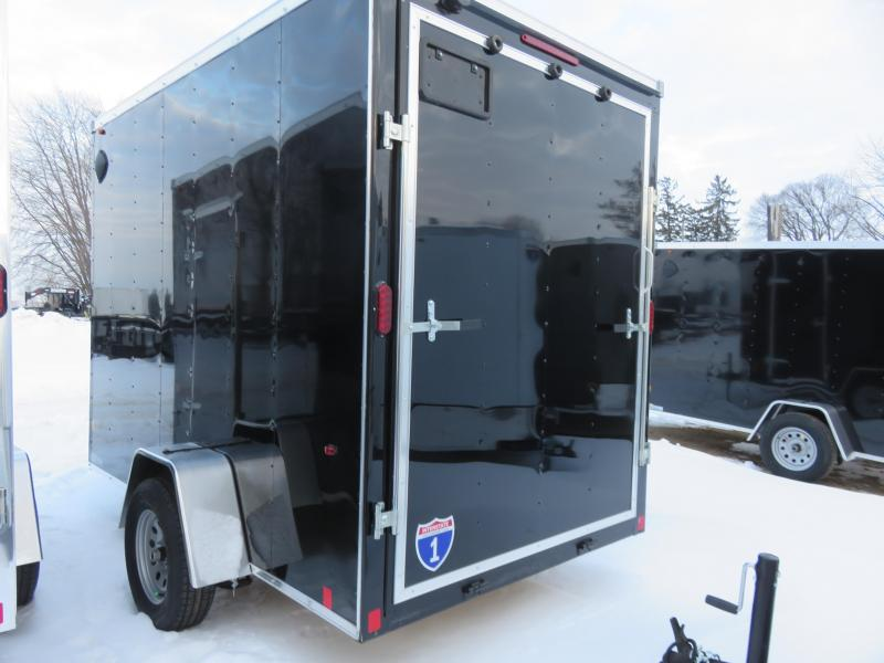 2021 Interstate SFC610SAFS Enclosed Cargo Trailer