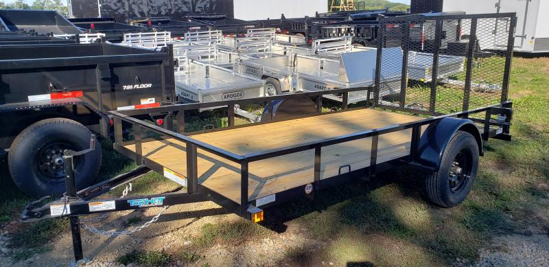 2022 Top Hat Trailers 12x72 Utility Trailer