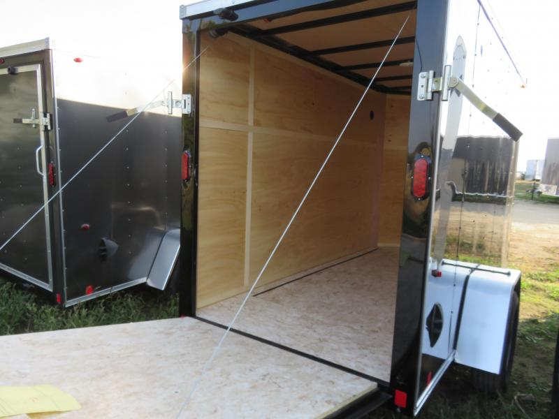 2021 Interstate SFC510SAFS Enclosed Cargo Trailer