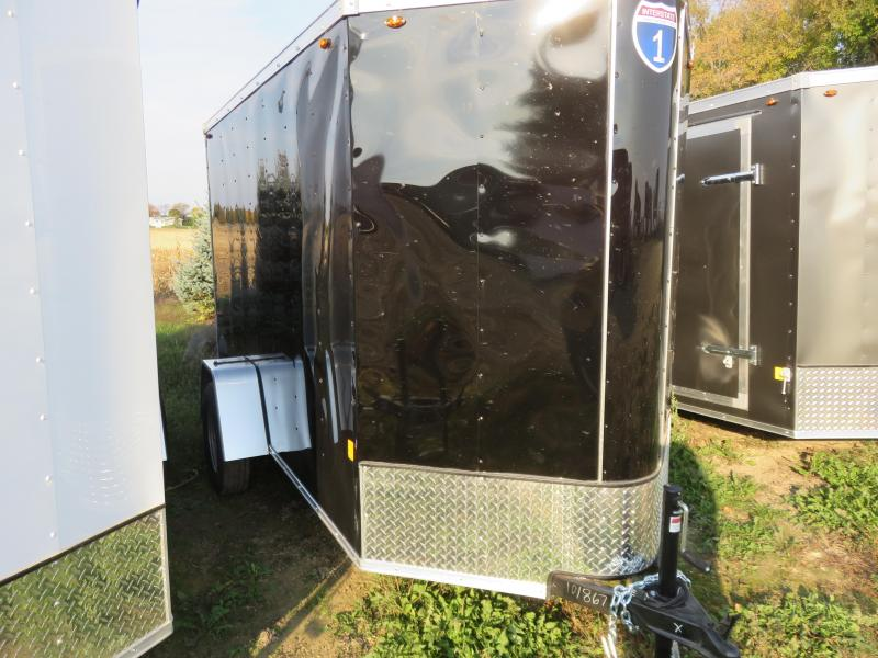 2021 Interstate SFC510SAFS Enclosed Cargo Trailer