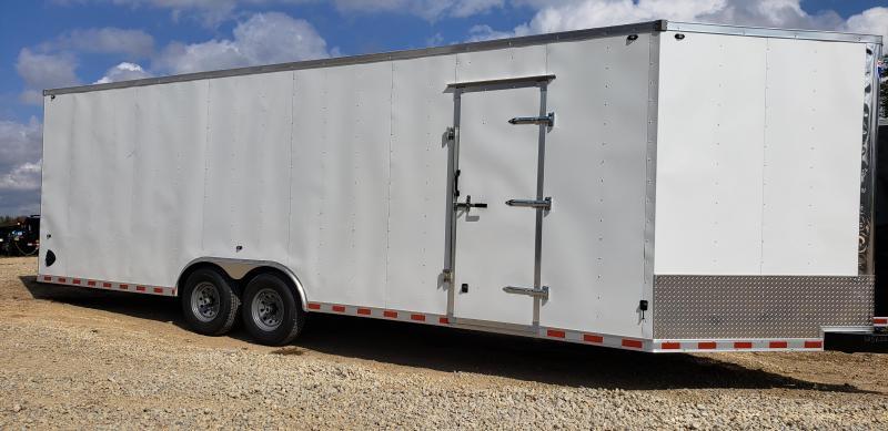2022 Interstate 1 Trailers 8x26 Enclosed Cargo Trailer