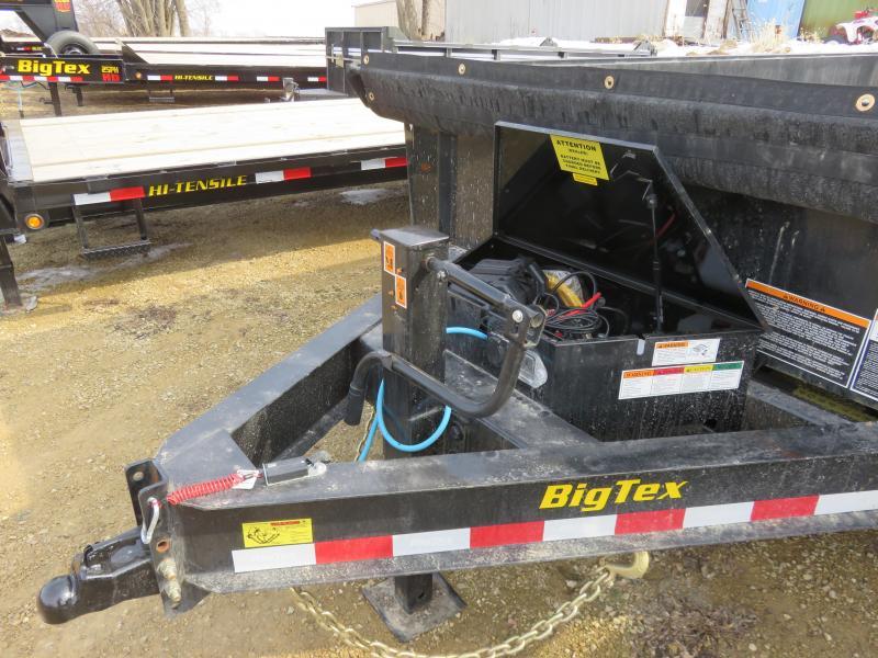 2021 Big Tex Trailers 16LP-16 Dump Trailer