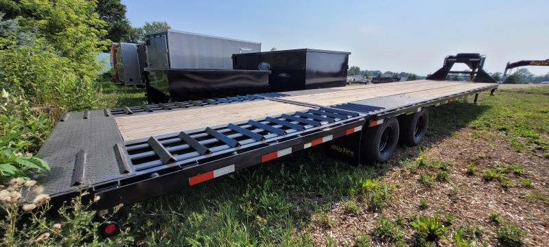 2021 Big Tex Trailers 22GN-40-HDTS Flatbed Trailer