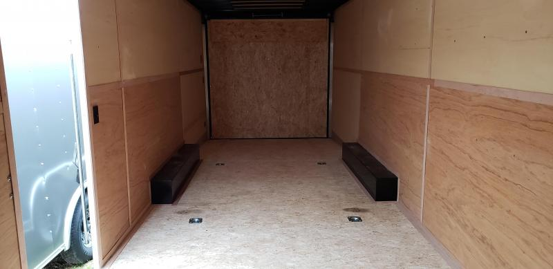 2022 Interstate 1 Trailers 8x24 Enclosed Cargo Trailer