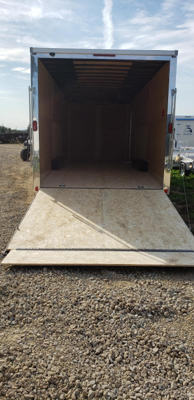 2022 Interstate 1 Trailers 8.5x24 Enclosed Cargo Trailer