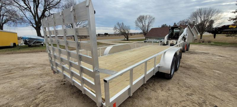 2021 High Country HLS 6.5X20 Utility Trailer