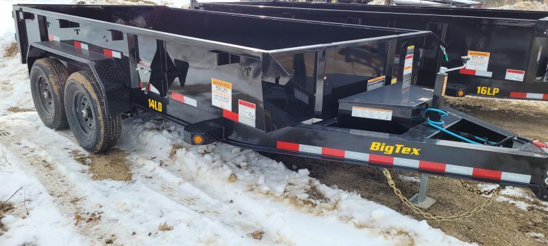 2021 Big Tex Trailers 14ft. 14K Light Duty Dump Trailer