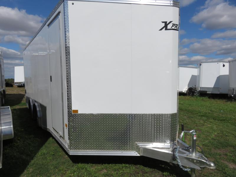 2021 ALCOM XPRESS8.5X20-UTV Enclosed Cargo Trailer