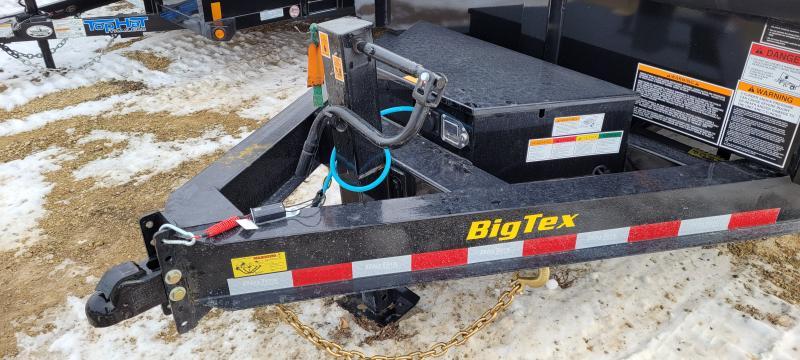 2021 Big Tex Trailers 14ft. 14K Low Profile Dump Trailer