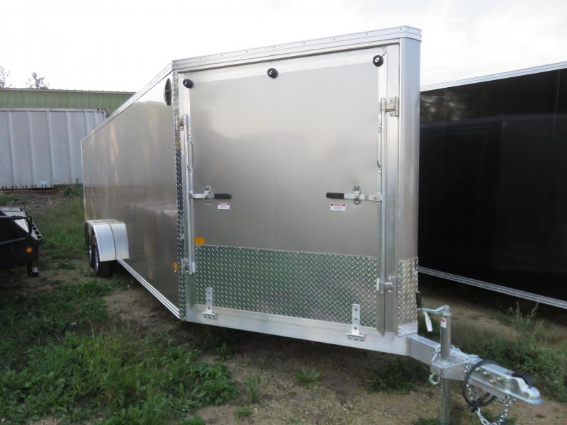 2021 High Country XPRESS 7X24 SNOW Snowmobile Trailer