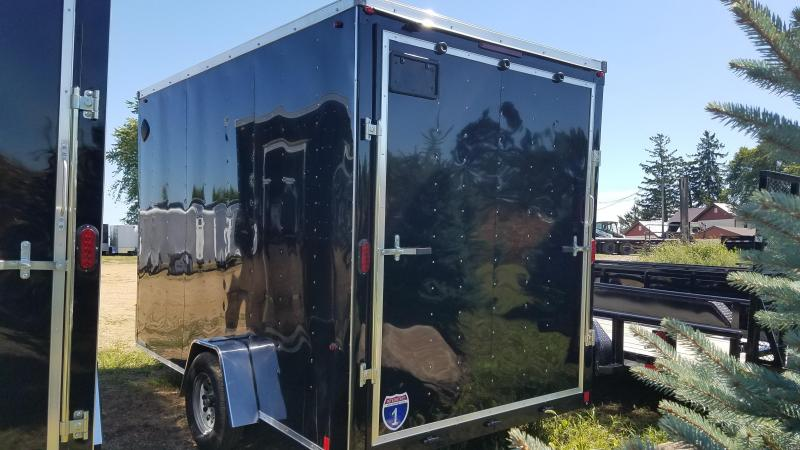 2021 Interstate 7x12 Enclosed Cargo Trailer with Extra Height