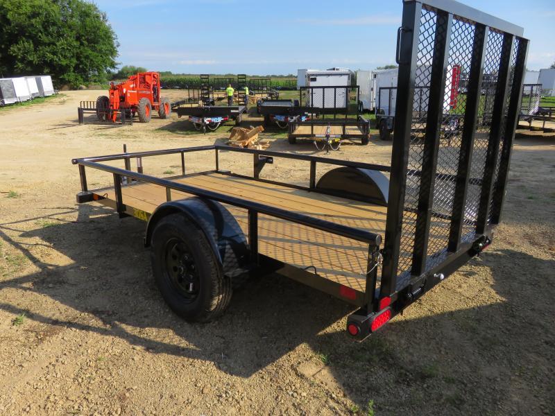 2020 Big Tex Trailers 30SA-10 Utility Trailer