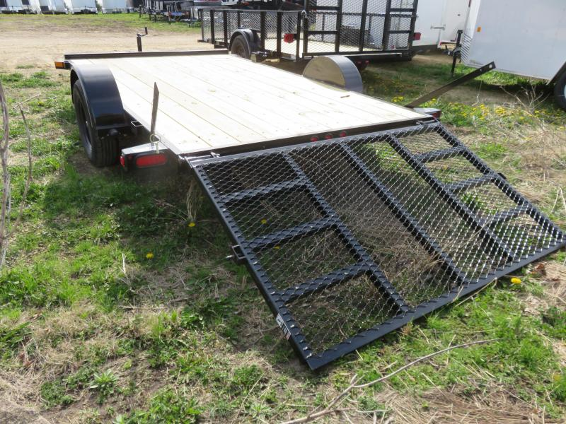 2020 Top Hat Trailers 12x83 Utility Toy Carrier Trailer