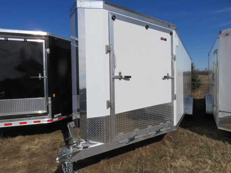 2019 One Trailers 7x24 Enclosed Cargo Trailer