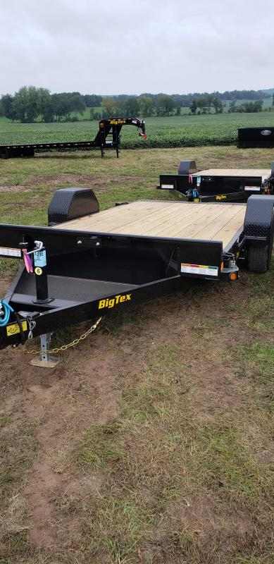 2022 Big Tex Trailers 70ST-13 Equipment Trailer