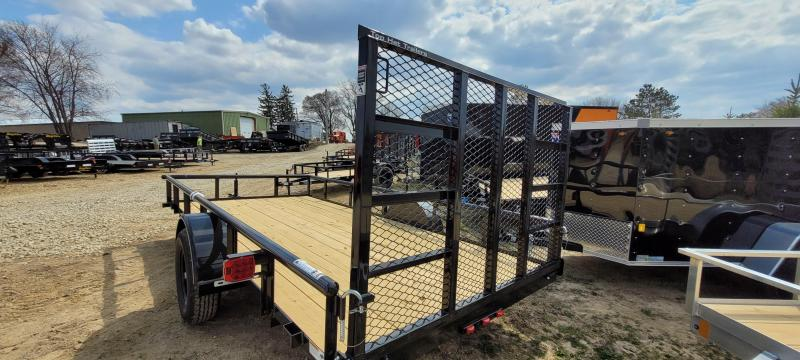 2021 Top Hat Trailers 14x77 DSP Utility Trailer