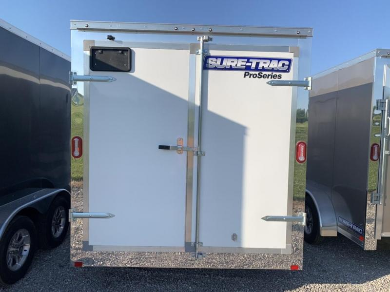 2020 Sure-Trac 7 x 14 Pro Series Wedge Cargo TA 7K