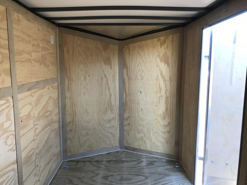 2020 Haul-About 6x12 Enclosed Cargo Trailer