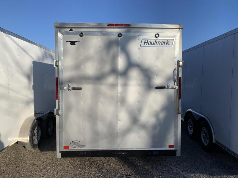 2021 Haulmark Passport 7 x 16 Enclosed Cargo Trailer