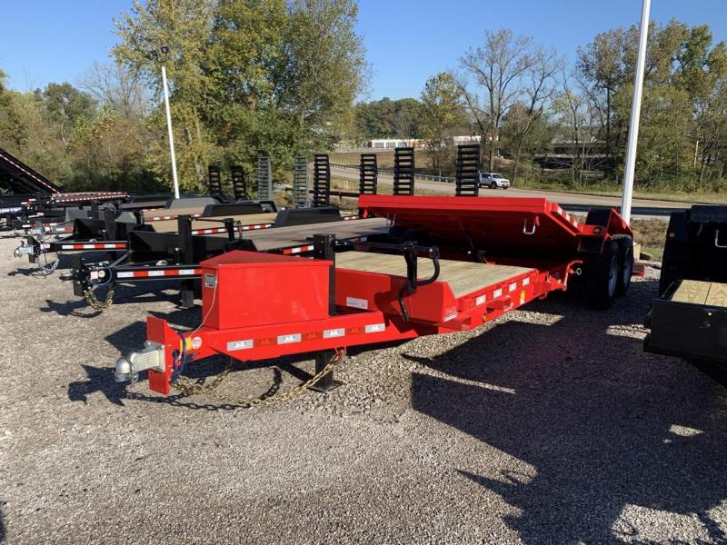 2021 B-B 20K Equipment Trailer