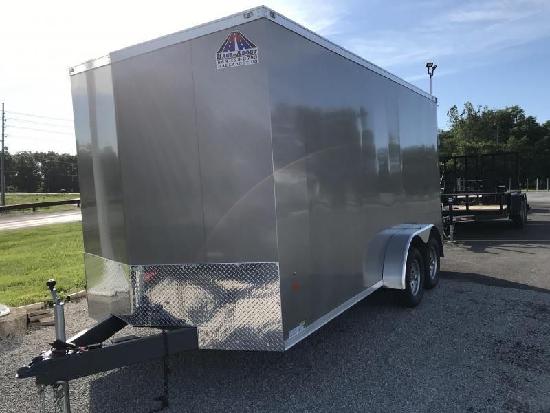 2021 Haul-About PAN7H16TA2 Enclosed Cargo Trailer