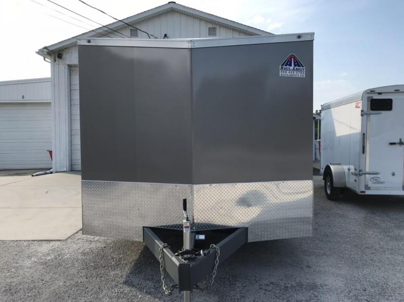 2020 Haul-About PAN8520TA3 Enclosed Cargo Trailer