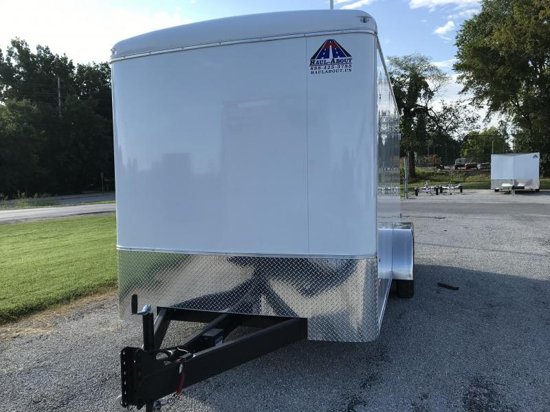 2021 Haul-About LPD7H16TA2 Enclosed Cargo Trailer