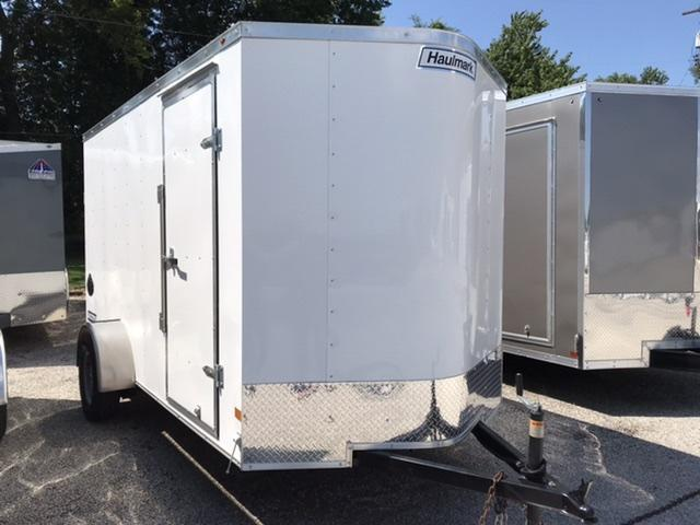 2020 Haulmark Passport 6x12 Enclosed Cargo Trailer