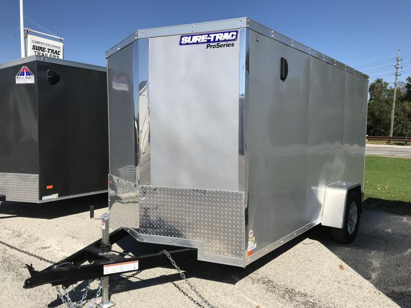 2022 Sure-Trac STW7212SA Enclosed Cargo Trailer