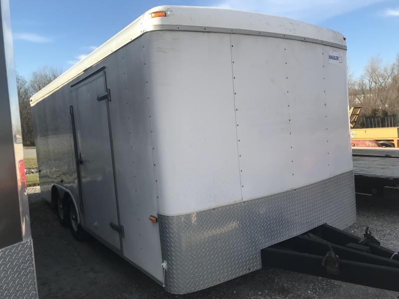 2006 American Hauler FALCON 8.5 X 18 Enclosed Cargo Trailer